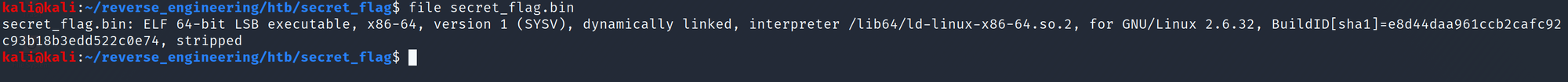 File output