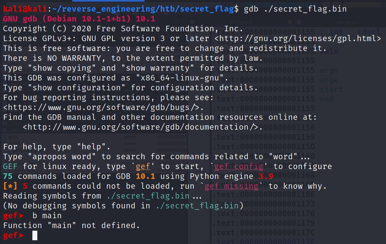 "Function ""main"" not defined error"